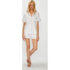 Dkny - Piżama. Szare piżamy damskie DKNY, l, z bawełny. W wyprzedaży za 299,90 zł.