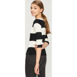 Sweter basic - Wielobarwn - 2