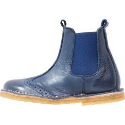 Botki damskie lity: Bisgaard Botki blue