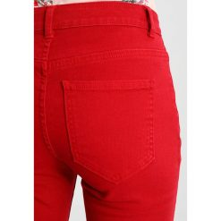 Object OBJAYUSH ANKLE PANT  Jeans Skinny Fit haute red. Czerwone rurki damskie Object. Za 209,00 zł.