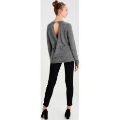 Swetry klasyczne damskie: DAY Birger et Mikkelsen DAY JOIN Sweter medium grey melange