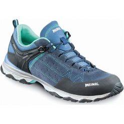 Buty trekkingowe damskie: MEINDL Buty Ontario Lady niebieskie r. 38 (3955)