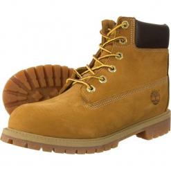 Buty dziecięce 6 In Prem 909 brązowe r. 35.5. Brązowe buciki niemowlęce marki Timberland, na zimę. Za 561,38 zł.