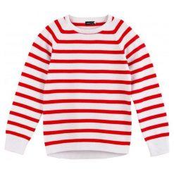Swetry dziewczęce: Sweter w paski dla dziewczynki