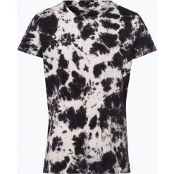 T-shirty męskie: Tigha – T-shirt męski – Mocha, czarny