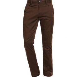 Spodnie męskie: Volcom FRICKIN  Chinosy dark chocolate