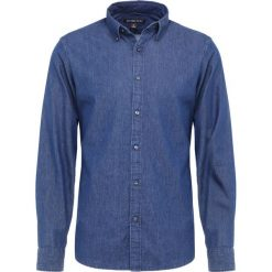 Michael Kors CLEAN WASHED SLIM FIT Koszula dark wash. Niebieskie koszule męskie slim marki Polo Ralph Lauren, m, z bawełny, polo. Za 419,00 zł.