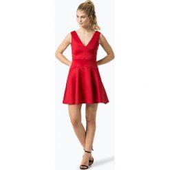 Sukienki hiszpanki: Guess Jeans – Sukienka damska, czerwony