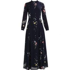 Długie sukienki: IVY & OAK STANDUP COLLAR Długa sukienka dunkelblau