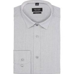Koszula bexley 2630 długi rękaw slim fit szary. Czerwone koszule męskie slim marki Recman, m, z długim rękawem. Za 139,00 zł.
