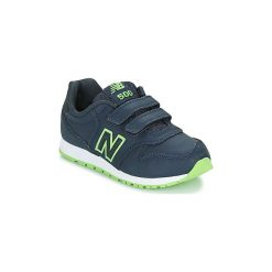 Buty Dziecko New Balance  KV500. Niebieskie trampki chłopięce New Balance. Za 239,00 zł.