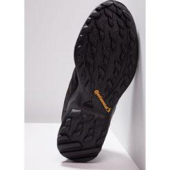 Adidas Performance TERREX BRUSHWOOD Obuwie hikingowe core black/grey five. Czarne buty sportowe męskie adidas Performance, z materiału, outdoorowe. Za 399,00 zł.