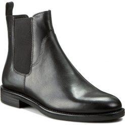 Sztyblety VAGABOND - Amina 4203-801-20 Black. Czarne buty zimowe damskie marki Vagabond, z materiału. Za 499,00 zł.