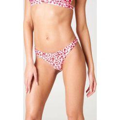 Bikini: Andrea Hedenstedt x NA-KD Dół bikini - Pink,Multicolor