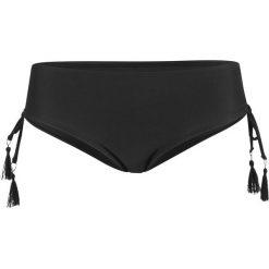 Figi bikini shape bonprix czarny. Czarne bikini marki bonprix, w paski. Za 59,99 zł.