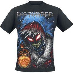 T-shirty męskie: Disturbed Stole Xmas T-Shirt czarny