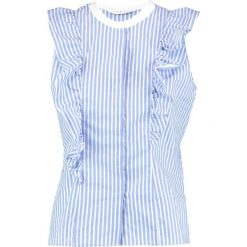 Bluzki asymetryczne: IVY & OAK VALANCE  Bluzka blue