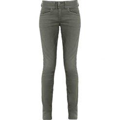 GStar LYNN MID SKINNY Jeans Skinny Fit dark shamrock. Szare jeansy damskie relaxed fit marki G-Star, z bawełny. Za 469,00 zł.
