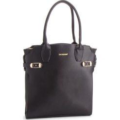 Torebka MONNARI - BAG3490-020 Black. Czarne torebki klasyczne damskie Monnari, ze skóry ekologicznej. W wyprzedaży za 199,00 zł.