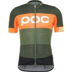POC ESSENTIAL ROAD LOGO Tshirt z nadrukiem pentlandite green. Zielone t-shirty męskie z nadrukiem POC, m, z materiału. Za 419,00 zł.