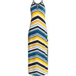 Długie sukienki: Anna Field Długa sukienka blue/yellow