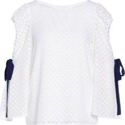 Steffen Schraut COACHELLA FANCY  Bluzka white. Białe bluzki asymetryczne Steffen Schraut, z materiału. W wyprzedaży za 383,60 zł.