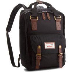 Plecak DOUGHNUT - D010-0003-F Macaroon Black. Czarne plecaki męskie Doughnut, z materiału. Za 349,00 zł.