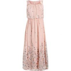 Długie sukienki: Vero Moda VMLEA Długa sukienka peach whip