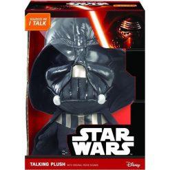 Przytulanki i maskotki: Star Wars. Mówiąca maskotka Darth Wader 38 cm (222814)
