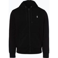 Polo Ralph Lauren - Męska bluza rozpinana, czarny. Czarne bluzy męskie rozpinane marki Polo Ralph Lauren, l, z kapturem. Za 499,95 zł.