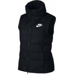 Nike Kamizelka W Nsw Dwn Fill Vest S. Czarne kamizelki damskie marki Nike, xs, z bawełny. W wyprzedaży za 299,00 zł.