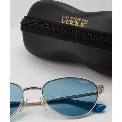 VOGUE Eyewear GIGI HADID Okulary przeciwsłoneczne white. Białe okulary przeciwsłoneczne damskie aviatory VOGUE Eyewear. Za 579,00 zł.
