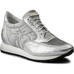 Sneakersy EVA MINGE - Leon 3Q 18SM1372450ES  610. Szare sneakersy damskie marki Eva Minge, z materiału. W wyprzedaży za 249,00 zł.