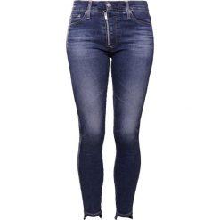 Boyfriendy damskie: AG Jeans FARRAH FRONT ZIP Jeansy Slim Fit blue