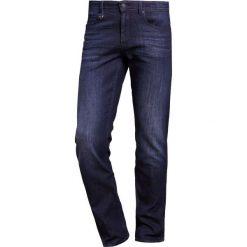 Jeansy męskie regular: BOSS ATHLEISURE DRAKE Jeansy Straight Leg dark blue