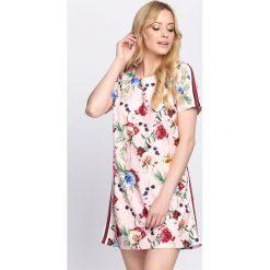 Różowa Sukienka Feels Like Summer. Czerwone sukienki letnie Born2be, m, mini. Za 74,99 zł.