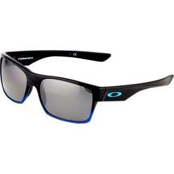 Okulary przeciwsłoneczne męskie: Oakley TWOFACE Okulary przeciwsłoneczne blue pop fade/prizm black