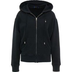 Polo Ralph Lauren Bluza rozpinana black. Czarne bluzy rozpinane damskie Polo Ralph Lauren, xl, z bawełny. Za 549,00 zł.