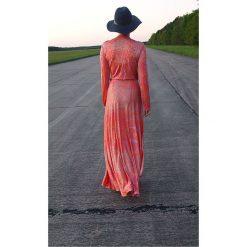 Sukienki: Kopertowa sukienka