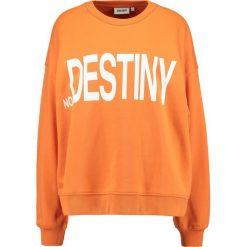 Bluzy damskie: Weekday Bluza orange
