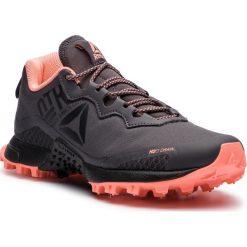 Buty Reebok - All Terrain Craze CN5245  Gray/Digital Pink/Black. Szare buty do biegania damskie marki Reebok, z materiału. W wyprzedaży za 219,00 zł.