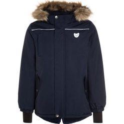 Wheat JACKET VILMAR Kurtka zimowa navy. Niebieskie kurtki chłopięce zimowe marki Wheat, z bawełny. W wyprzedaży za 383,20 zł.