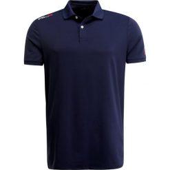 Polo Ralph Lauren Golf AIRFLOW Koszulka sportowa french navy. Niebieskie koszulki polo Polo Ralph Lauren Golf, m, z elastanu, na golfa. Za 399,00 zł.