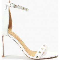 Sandały białe Klara. Białe sandały damskie Badura. Za 151,99 zł.