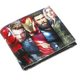 Portfele męskie: Avengers Infinity War Portfel wielokolorowy