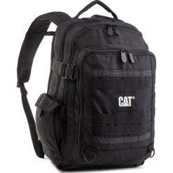 Plecak CATERPILLAR - Backpack Advanced 83393-01 Black. Czarne plecaki męskie marki Caterpillar, z poliesteru. W wyprzedaży za 239,00 zł.