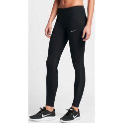 Bryczesy damskie: Nike Spodnie damskie W NK PWR Tight Race czarne r. XS (863698 010)