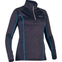 Spokey Bluza damska termoaktywna czarna r. XS (834318). Czarne bluzy sportowe damskie marki DOMYOS, z elastanu. Za 56,58 zł.
