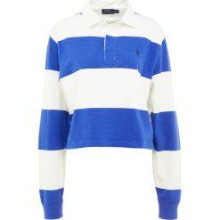 Bluzki asymetryczne: Polo Ralph Lauren LOOSE UNEVEN Koszulka polo graphic royal