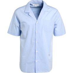 Koszule męskie na spinki: Soulland CORNWALL Koszula blue